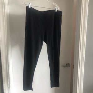 BLACK VINCE CAMUTO LEGGINGS